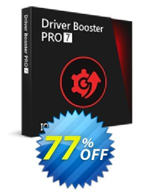 Driver Booster 6 PRO with 2019 Gift Pack Coupon BOX