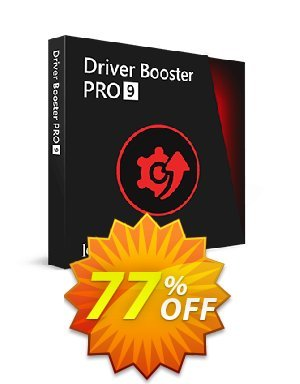 Driver Booster 6 PRO with IObit Uninstaller PRO 8 Coupon BOX