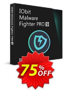 IObit Malware Fighter 7 PRO with Gift Pack Coupon BOX