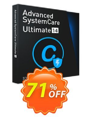 Advanced SystemCare Ultimate 12 Coupon BOX