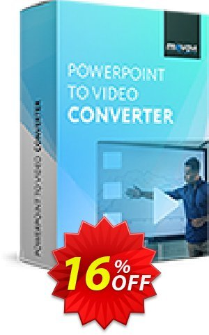 Movavi PowerPoint to Video Converter Coupon BOX