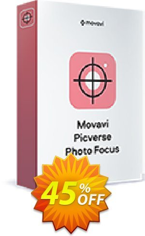 Movavi Photo Focus for Mac Coupon BOX