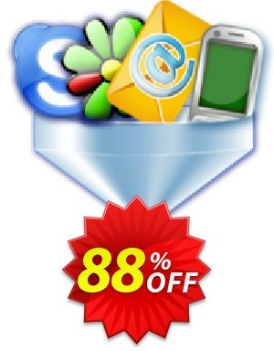 MSN, Yahoo, AIM, ICQ plugins for Atomic Lead Extactor Coupon BOX