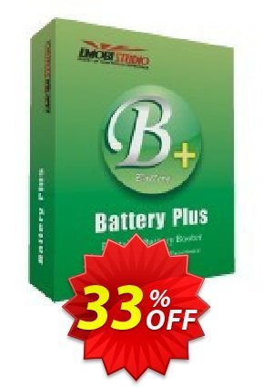 BatteryPlus - BlackBerry Battery Booster & Manager Coupon BOX