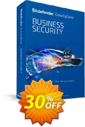 Bitdefender GravityZone Business Security Coupon BOX