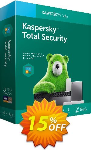 Kaspersky Total Security Coupon BOX