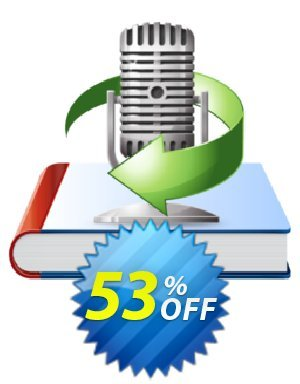 Ondesoft AudioBook Converter For Mac Coupon BOX