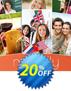 Mondly Premium 33 Languages - Annual Subscription Coupon BOX