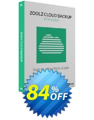 Zoolz Home Cloud SPECIAL 5 TB - Yearly Coupon BOX