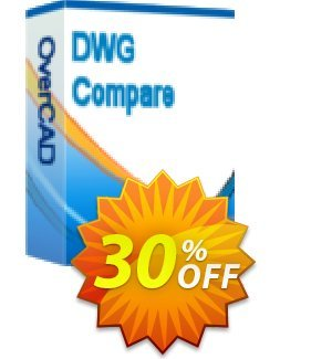 DWG Compare for AutoCAD 2006 Coupon BOX