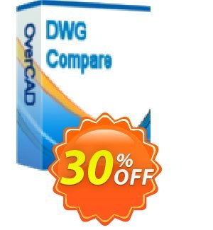 DWG Compare for AutoCAD 2010 Coupon BOX