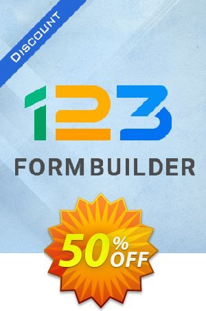 123FormBuilder Gold - Yearly Coupon BOX