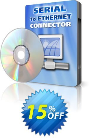 Serial to Ethernet Connector Coupon BOX