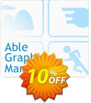Able Graphic Manager (Site License) Coupon BOX