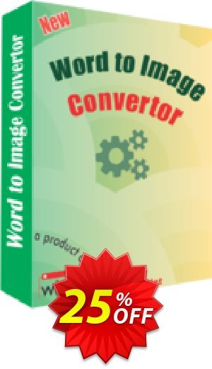 Word to Image Convertor Coupon BOX