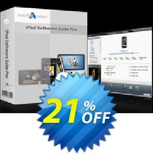 mediAvatar iPod Software Suite Pro for Mac Coupon BOX
