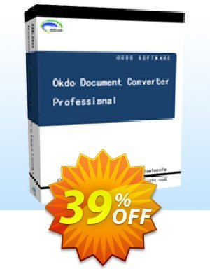 Okdo Document Converter Professional Coupon BOX