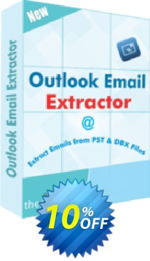 Outlook Email Extractor Coupon BOX