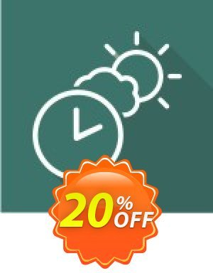 Virto Clock & Weather Web Part for SP2007 Coupon BOX