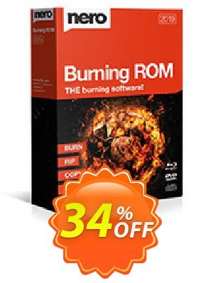 Nero Burning ROM 2019 Coupon BOX