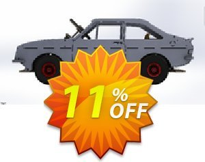 Chassis + Escort Body Coupon BOX