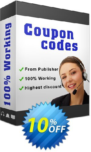 Upgrading the software using our specialists Coupon BOX