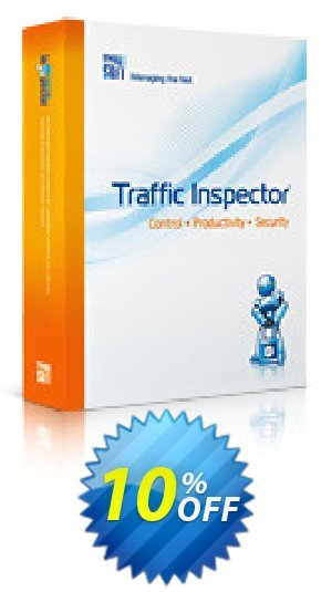 Traffic Inspector Gold 200 Coupon BOX