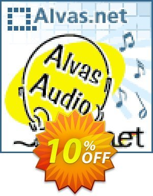 Alvas.Audio Single License Coupon BOX