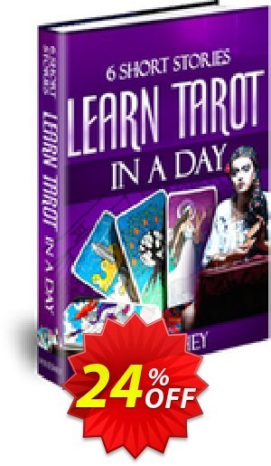 Six Short Stories to Learn Tarot in a Day Coupon BOX