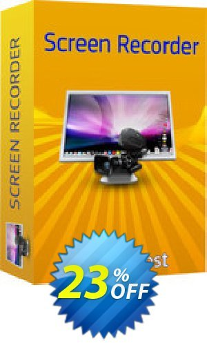 Soft4Boost Screen Recorder Coupon BOX