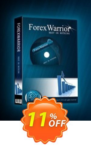 Forex Warrior EA 3M Coupon BOX