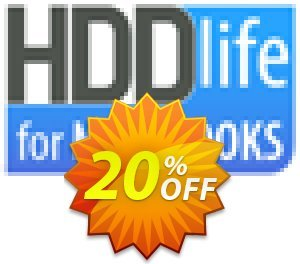 HDDLife for Notebooks Coupon BOX
