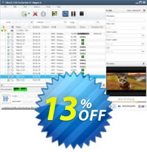 Xilisoft DVD to Pocket PC Ripper 6 Coupon BOX