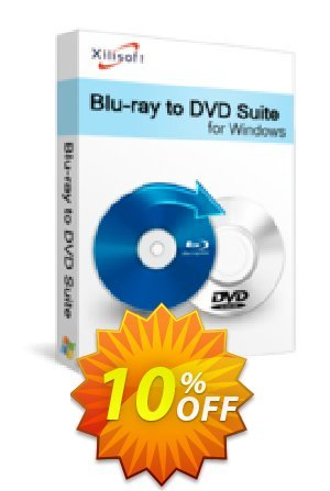 Xilisoft Blu-ray to DVD Suite Coupon BOX