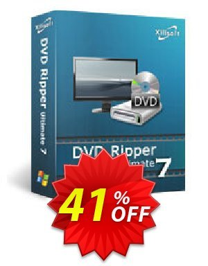Xilisoft DVD Ripper Ultimate Coupon BOX