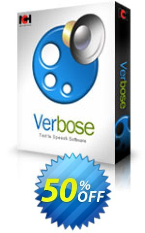 Verbose Text to Speech Software Coupon BOX