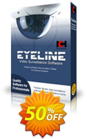 Eyeline Video Surveillance Software - Single Camera Coupon BOX