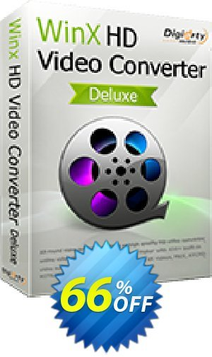 WinX HD Video Converter Deluxe Coupon BOX