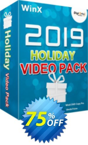 WinX 2019 Holiday Special Pack | for 1 Mac Coupon BOX