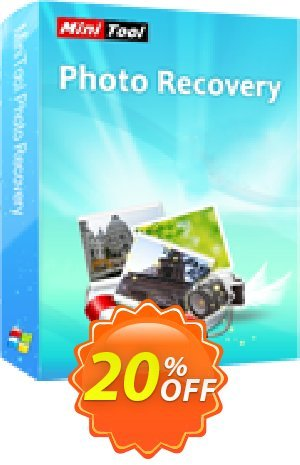 MiniTool Photo Recovery Deluxe Coupon BOX
