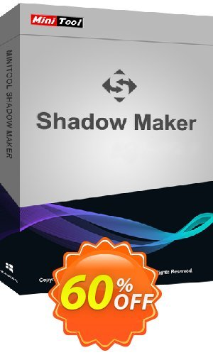 MiniTool ShadowMaker Pro Ultimate Coupon BOX