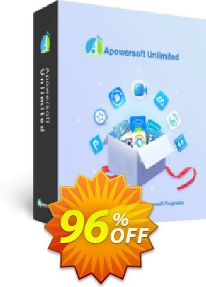 Apowersoft Unlimited Business Lifetime Coupon BOX