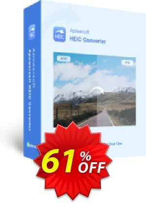 HEIC Converter Commercial License (Yearly Subscription) Coupon BOX