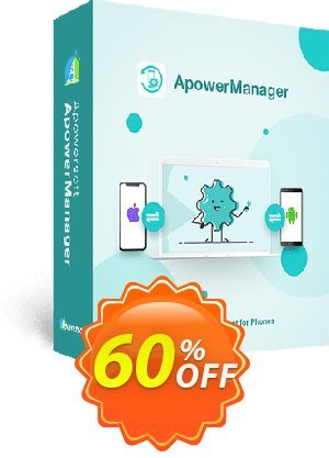ApowerManager Business Yearly Coupon BOX