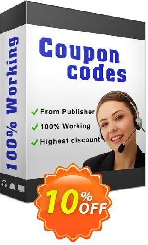SmartVizor Batch Barcode Generator Maker Software V22.0 Coupon BOX
