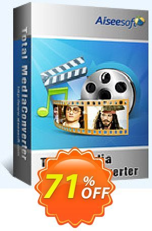 Aiseesoft Total Media Converter Coupon BOX