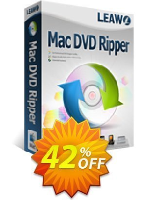 Leawo DVD Ripper for Mac Coupon BOX