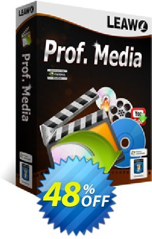 Leawo Total Media Converter Ultimate Coupon BOX