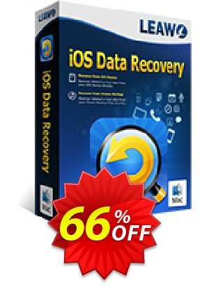 Leawo iOS Data Recovery for Mac Coupon BOX