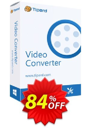 Tipard AVI Converter Coupon BOX